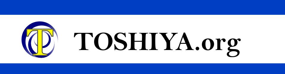 TOSHIYA.org