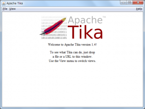 ApacheTika